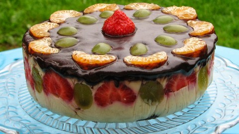 Vegetarian Cake wallpapers high quality