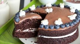 Vegetarian Cake Desktop Wallpaper For PC