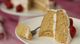 Vegetarian Cake Photo Free#1