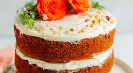Vegetarian Cake Wallpaper For Mobile