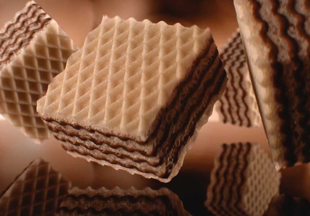 Wafers In Chocolate wallpapers HD