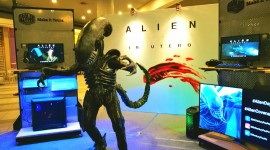 Alien Covenant In Utero Photo
