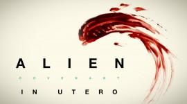 Alien Covenant In Utero Wallpaper