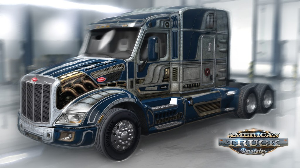 American Truck Simulator Wallpapers High Quality | Download Free