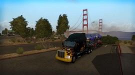 American Truck Simulator Photo Free