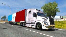 American Truck Simulator Photo Free#1