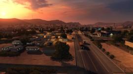 American Truck Simulator Wallpaper 1080p