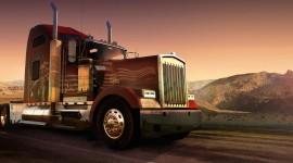 American Truck Simulator Wallpaper