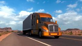 American Truck Simulator Wallpaper Free