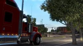 American Truck Simulator Wallpaper Full HD
