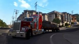 American Truck Simulator Wallpaper HQ