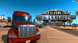 American Truck Simulator Wallpaper#2