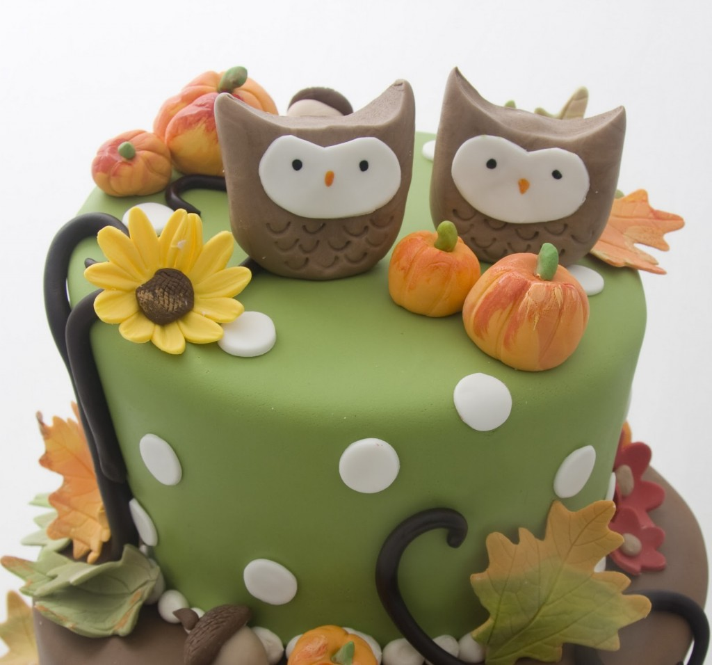 Autumn Cakes wallpapers HD