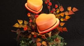 Autumn Heart Wallpaper For Mobile