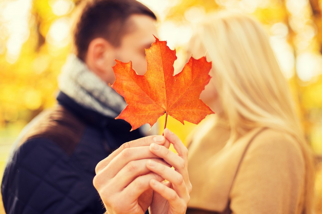 Autumn Love Story wallpapers HD