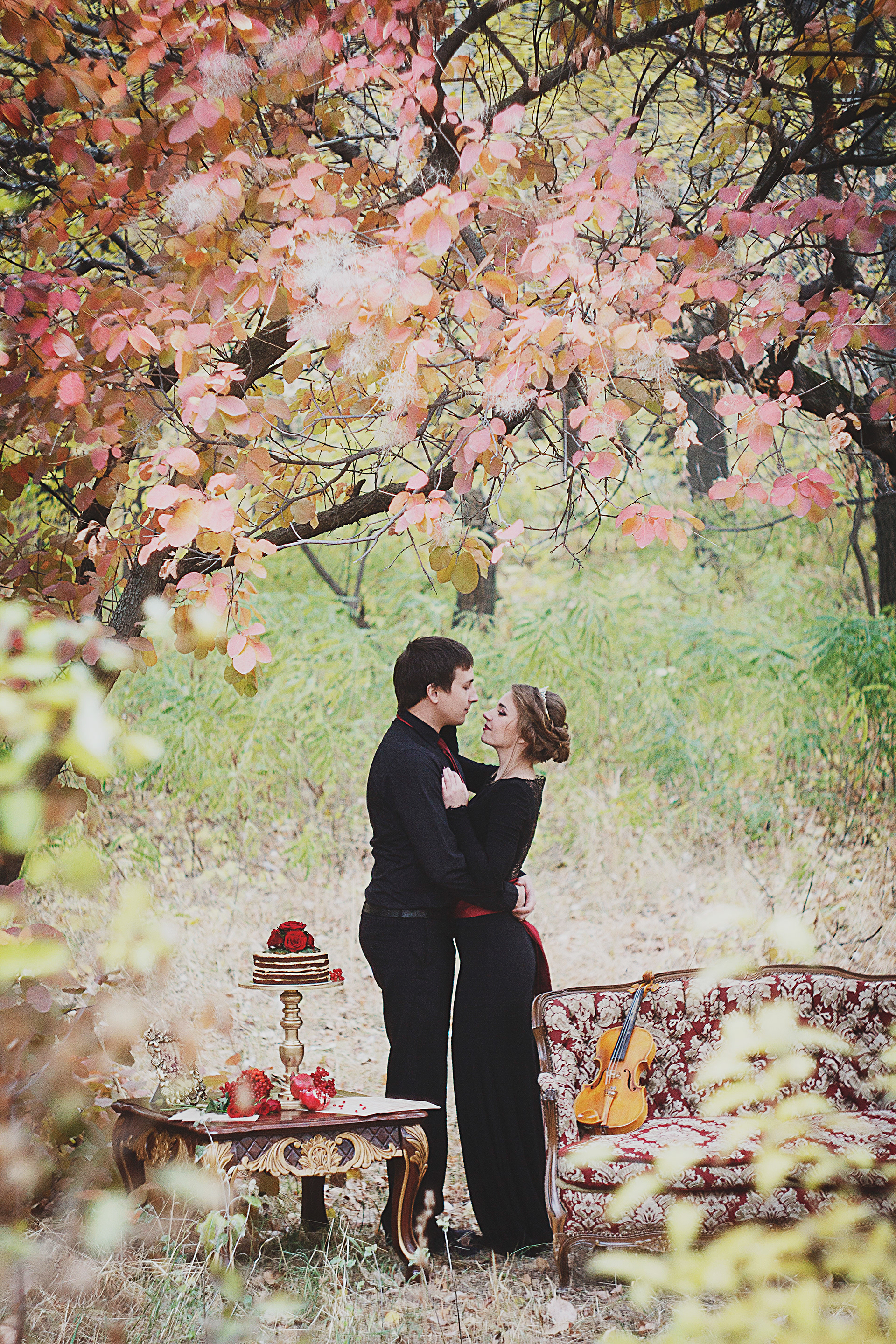 Autumn Love Story Wallpapers High Quality   Download Free