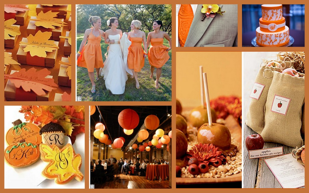Autumn Wedding wallpapers HD
