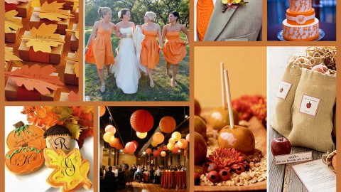Autumn Wedding wallpapers high quality