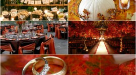 Autumn Wedding Wallpaper For Desktop