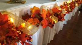 Autumn Wedding Wallpaper Free