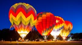 Balloon 4K Desktop Wallpaper For PC