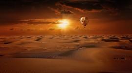 Balloon 4K Desktop Wallpaper HD