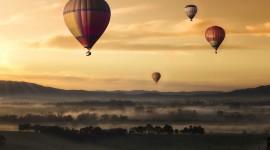 Balloon 4K Wallpaper For PC