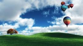 Balloon 4K Wallpaper Free