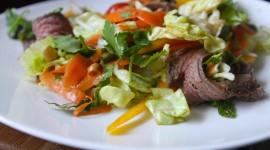 Beef Salad Desktop Wallpaper
