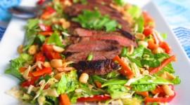 Beef Salad Desktop Wallpaper HD