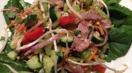 Beef Salad Photo