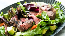 Beef Salad Photo Free