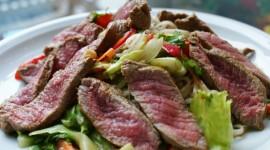 Beef Salad Wallpaper