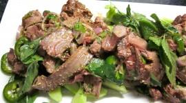 Beef Salad Wallpaper Download