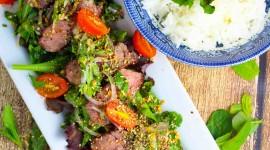 Beef Salad Wallpaper For Mobile