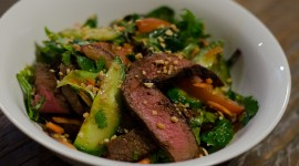Beef Salad Wallpaper For PC