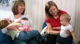 Breastfeeding Wallpaper Download