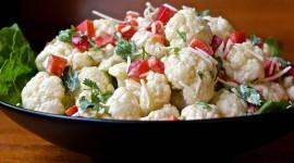 Cauliflower Salad Desktop Wallpaper For PC