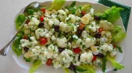 Cauliflower Salad Photo Free
