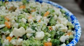 Cauliflower Salad Wallpaper For PC