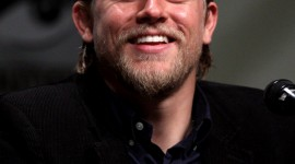 Charlie Hunnam Wallpaper For IPhone Free