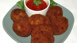 Chicken Cutlets Wallpaper Free