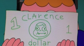 Clarence Wallpaper High Definition
