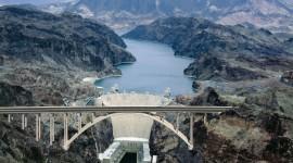 Dam Wallpaper