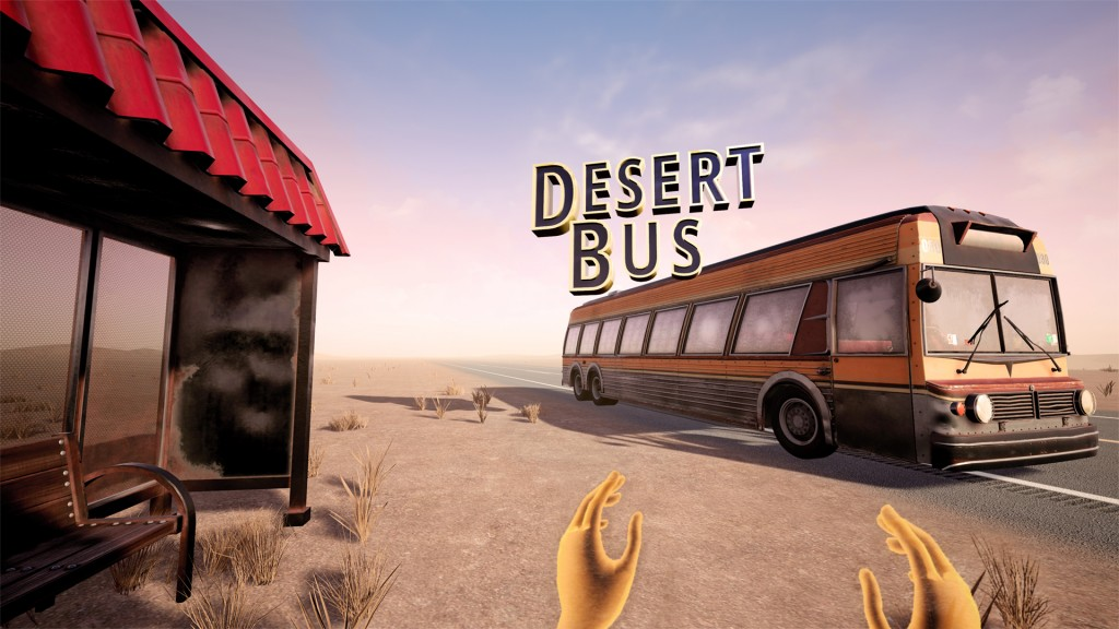 Desert Bus VR wallpapers HD