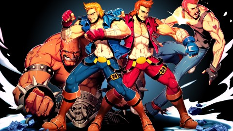 Double Dragon 4 wallpapers high quality