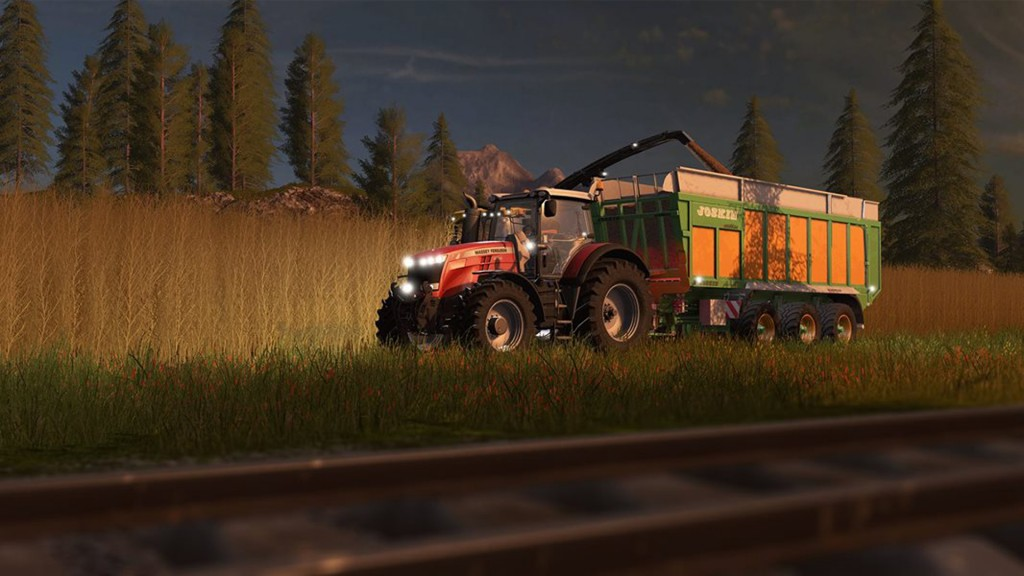 Farming Simulator 17 wallpapers HD