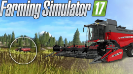 Farming Simulator 17 Desktop Wallpaper HD