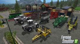 Farming Simulator 17 Photo Free