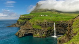 Faroe Islands Desktop Wallpaper
